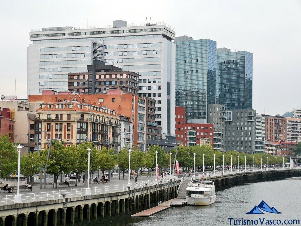 bilboats rutas en barco bilbao, ria de Bilbao