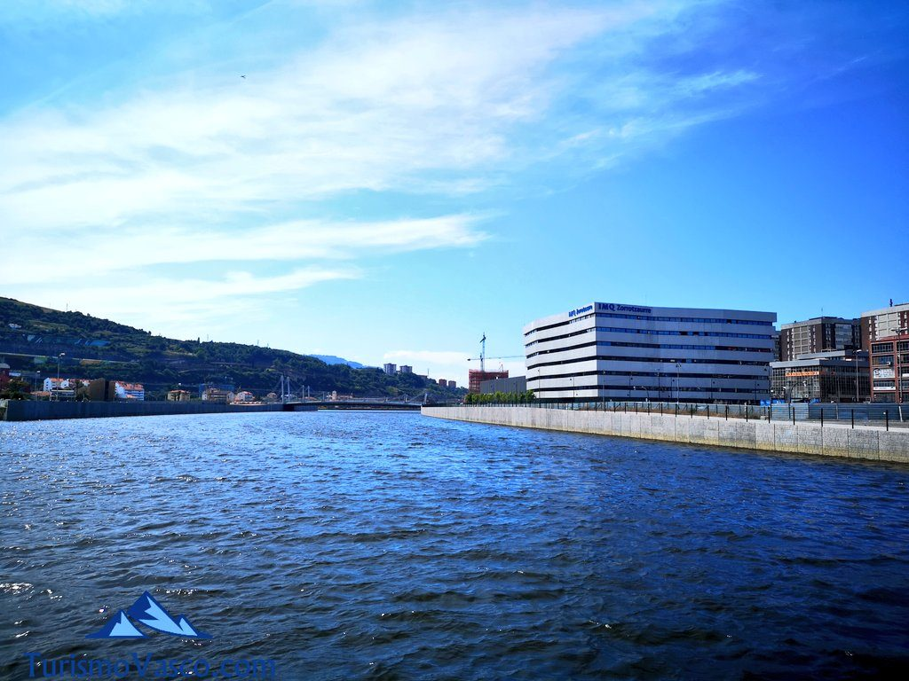 IMQ zorrozaurre, rutas en Barco en Bilbao
