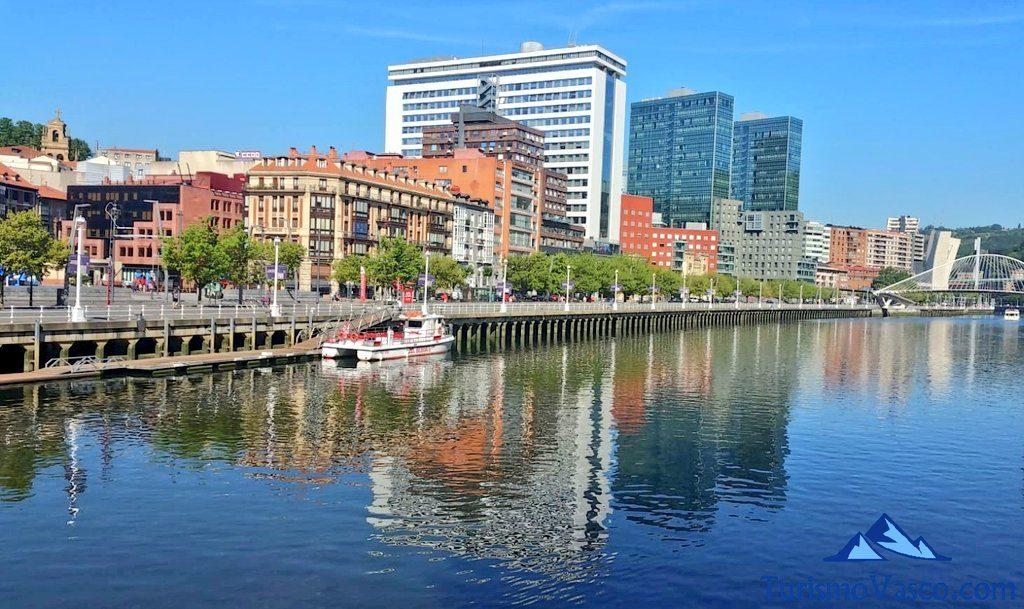 Muelle de Bilboats, rutas en Barco en Bilbao