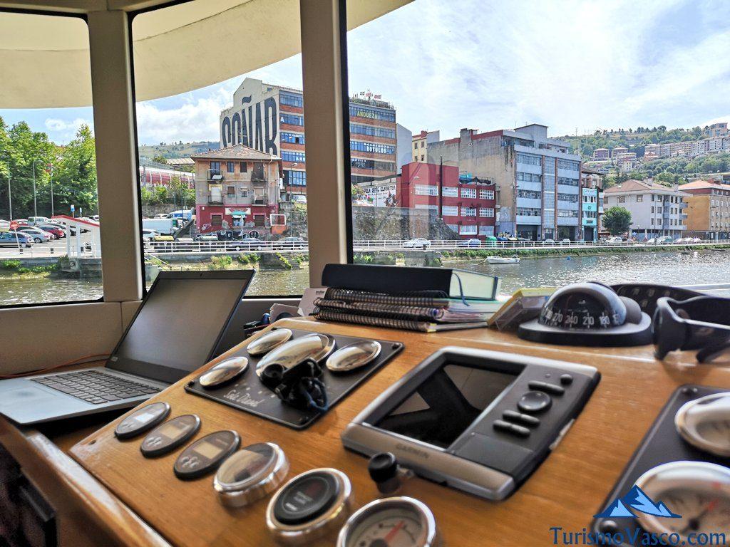 puente barco bilboats, barcos en Bilbao