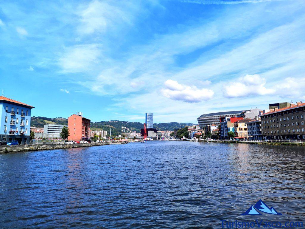 ria de Bilbao, barcos de Bilbao