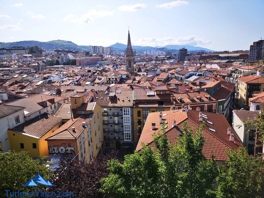 Bilbao desde solokoetxe, Miradores de Bilbao