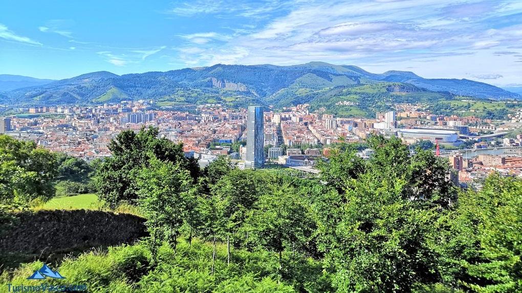 Miradores de Bilbao