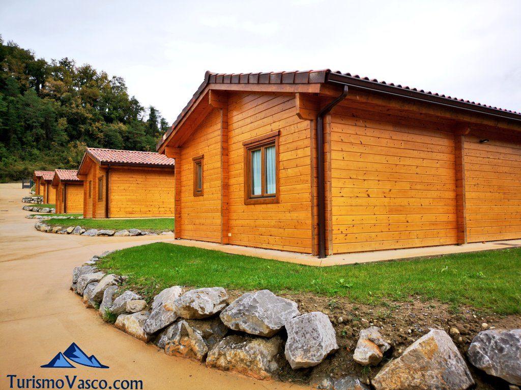 casas, casas de madera de Satia Berri