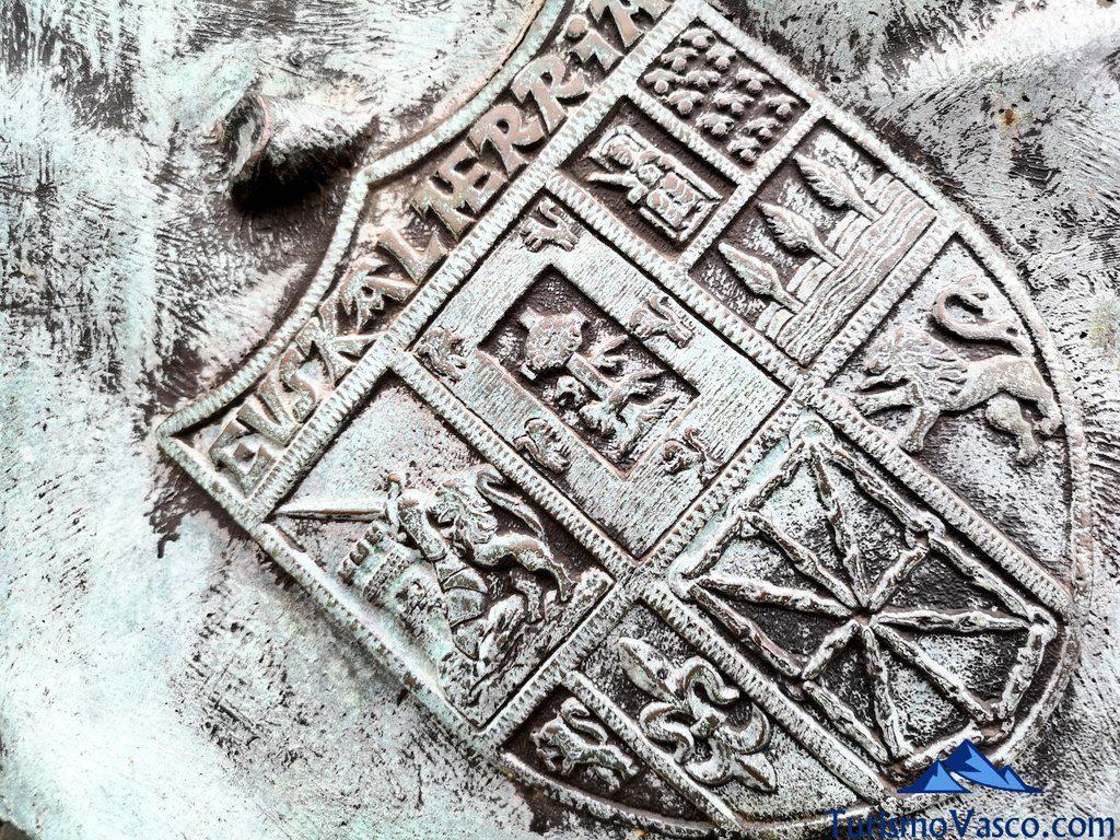 escudo euskal herria, gernika que ver y hacer