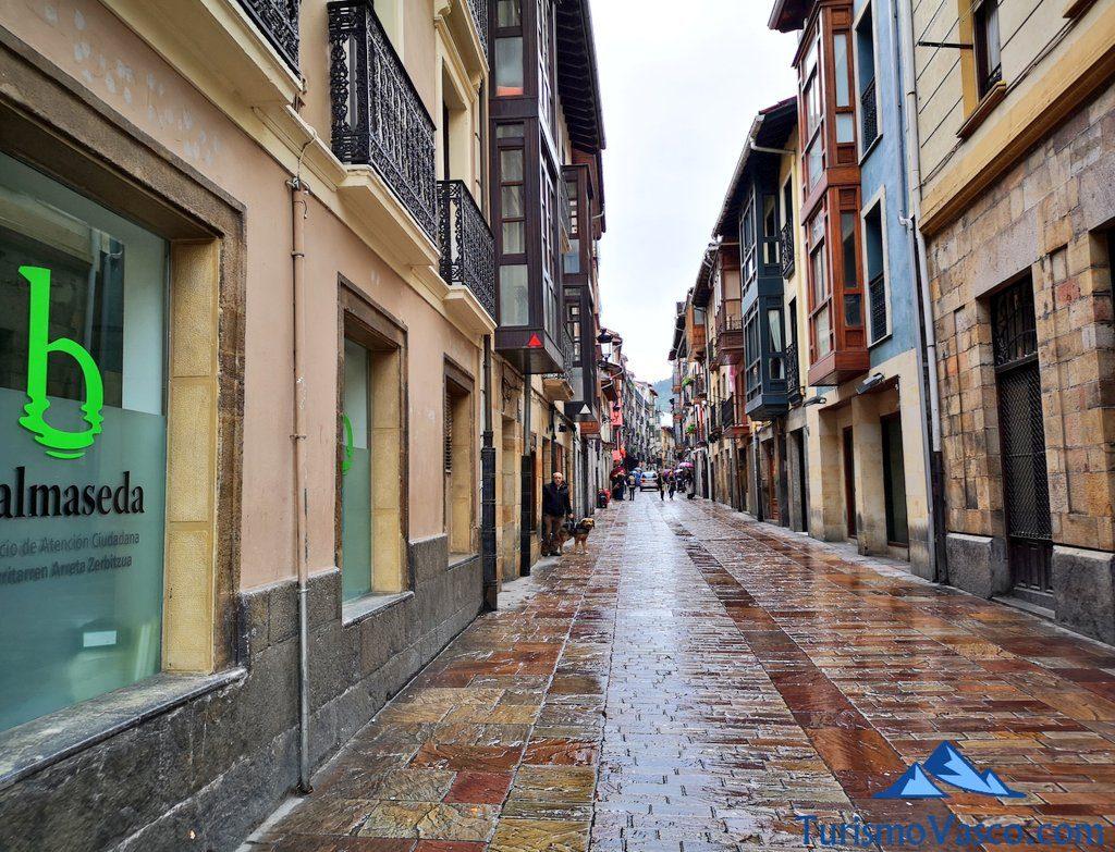 Calle, Balmaseda qué ver
