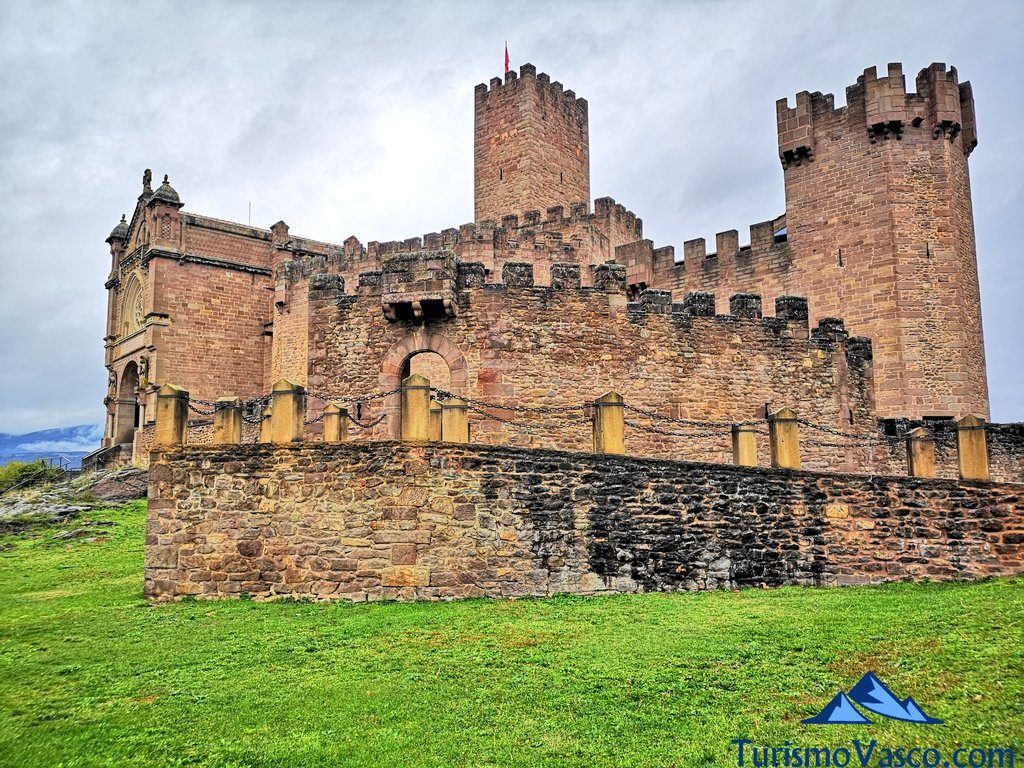 castillo, Castillo de Javier