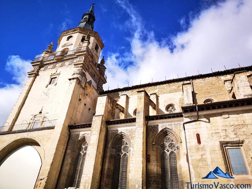catedral vieja, vitoria gasteiz qué ver