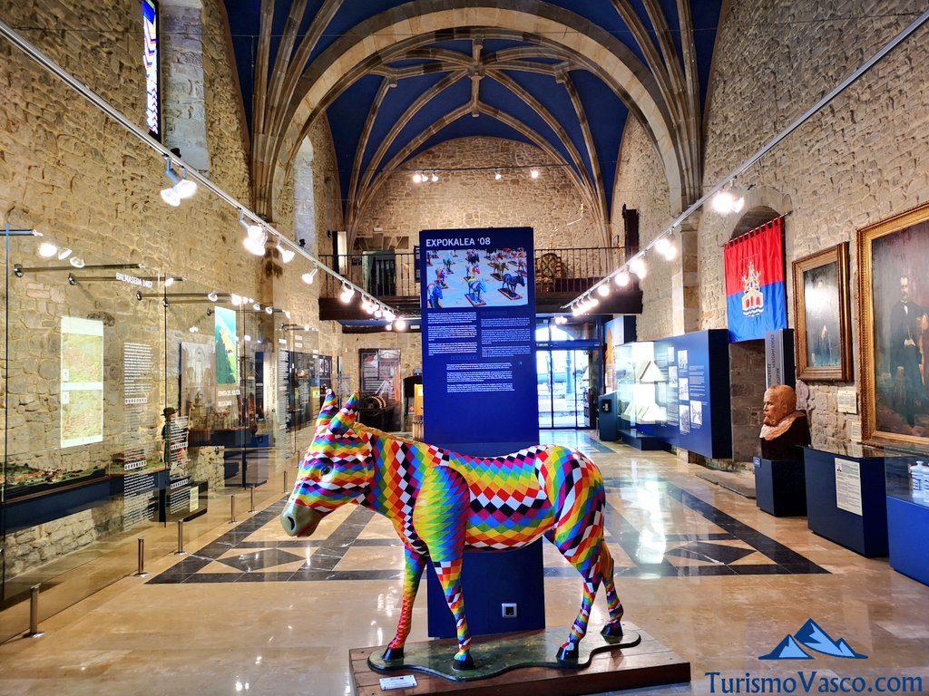 museo historia, Balmaseda qué ver