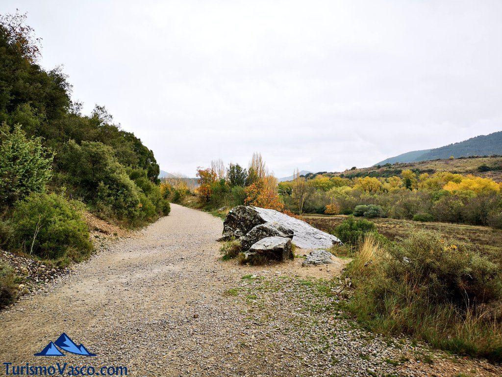 via verde, Ruta Foz de Lumbier