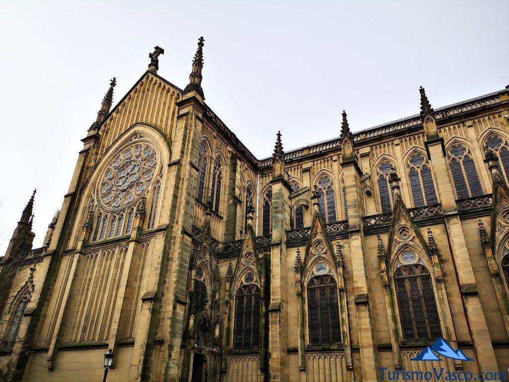 catedral buen pastor, donostia san sebastian
