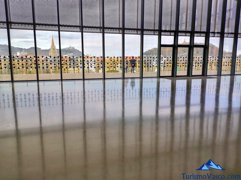 mirador tabakalera, que ver en Donostia San Sebastian