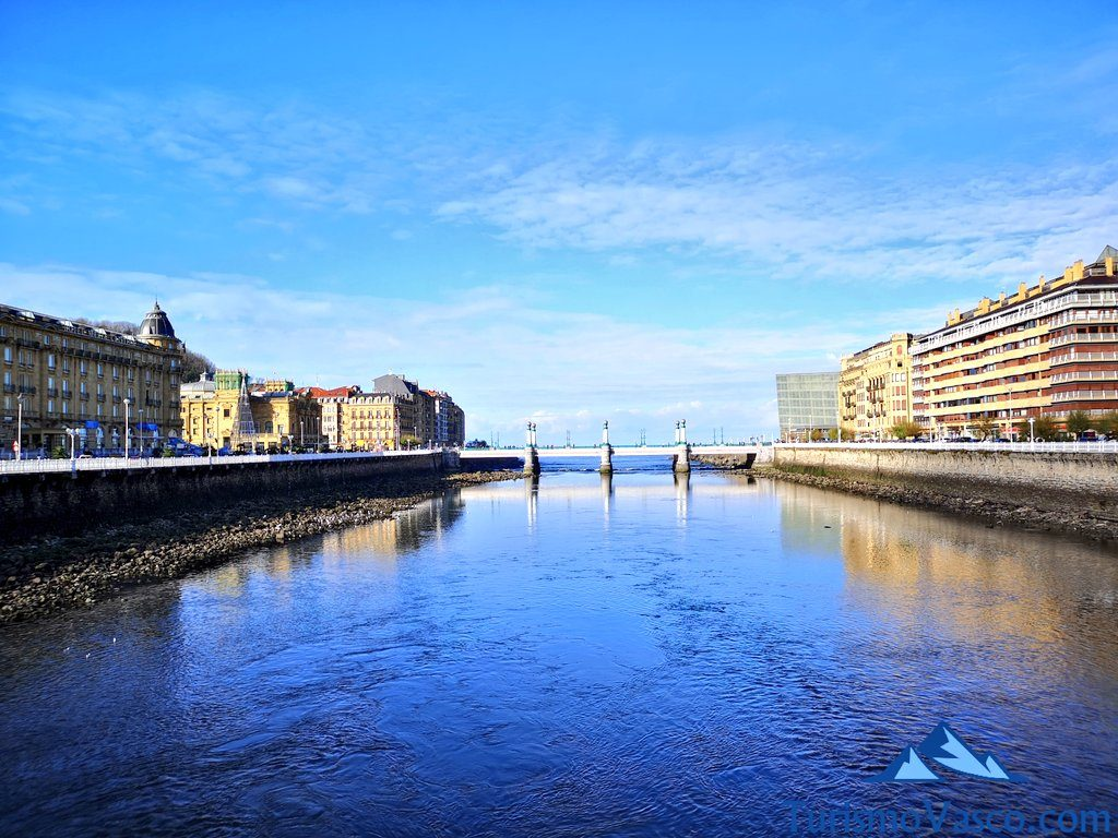rio urumea, que ver en Donostia San Sebastian