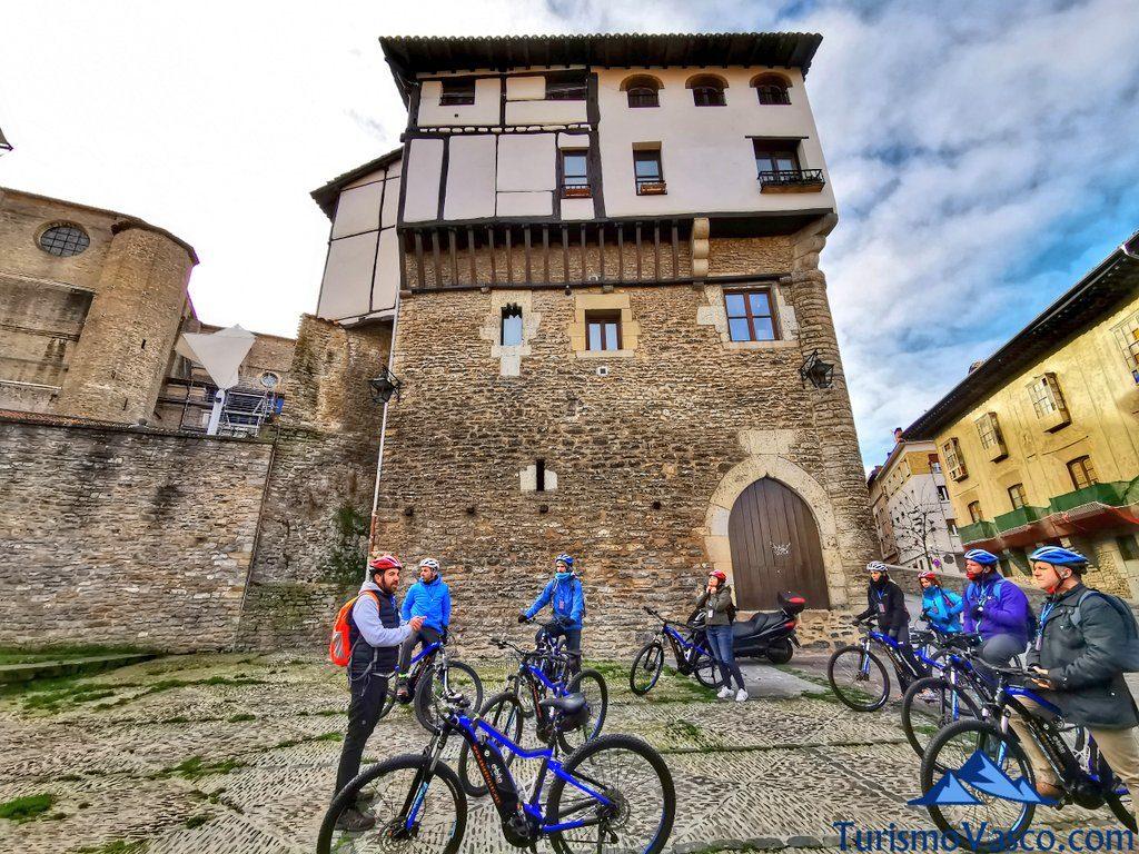 centro historico de vitoria gasteiz, ruta en bici vitoria gasteiz