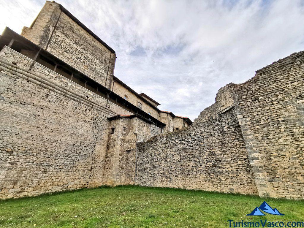 muralla e iglesia santa maria, Orduña que ver Urduña