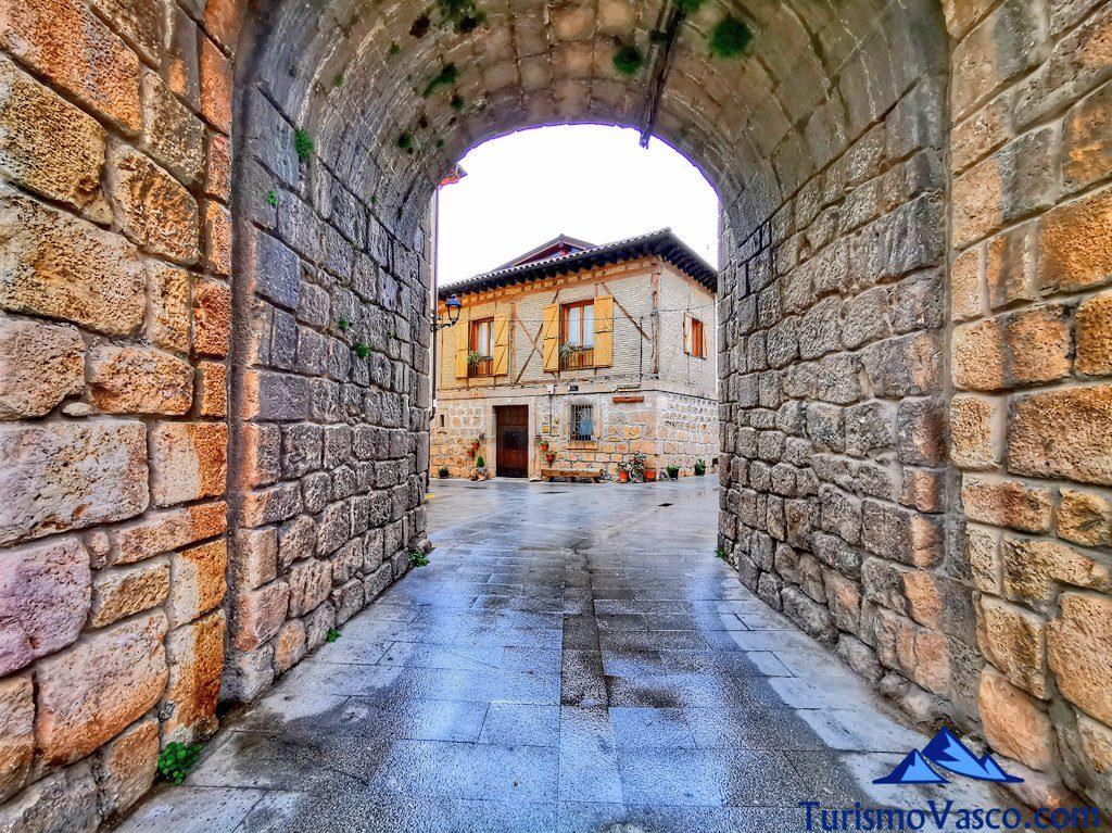 areta etxea muralla, casas rurales Rioja Alavesa
