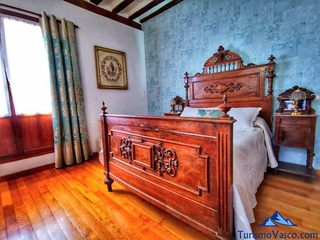cama areta etxea, casas rurales Rioja Alavesa