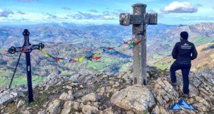 cima del monte Hernio, TurismoVasco