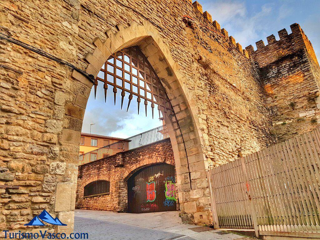 muralla, visitas guiadas vitoria gasteiz
