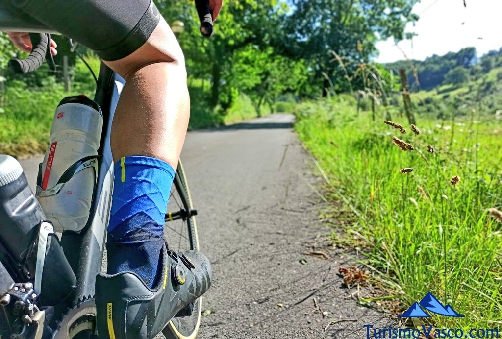 camino , rutas en bici en euskadi, cicloturismo en euskadi
