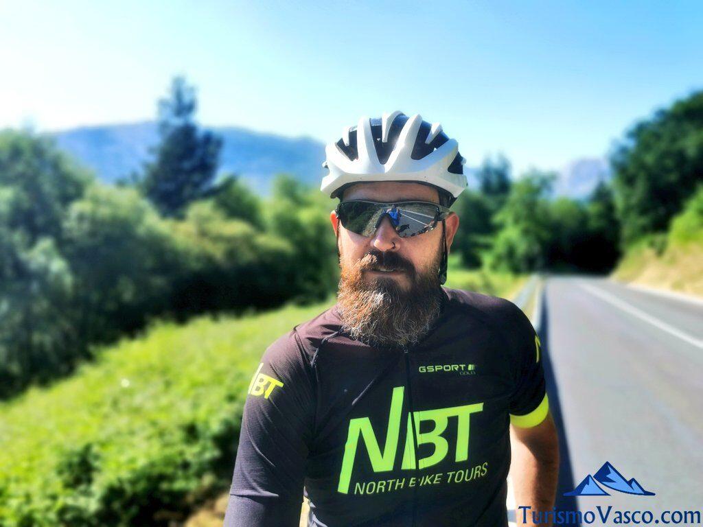 ciclismo, rutas en bici en euskadi, cicloturismo en euskadi