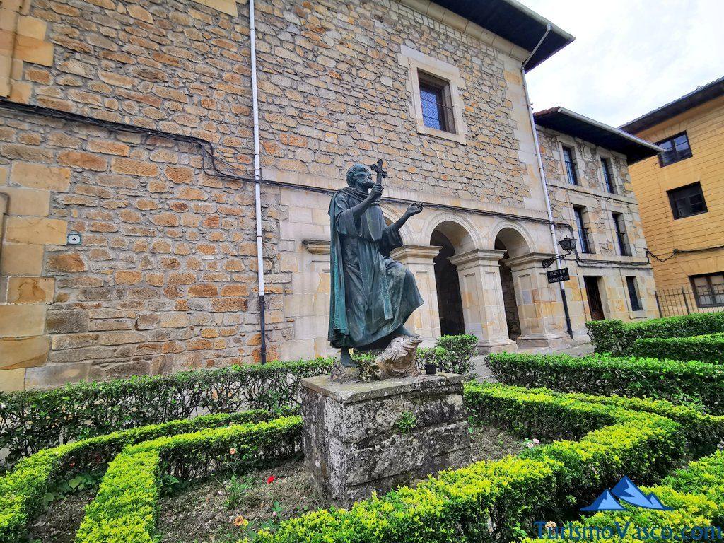 monasterio de santa ana, elorrio que ver