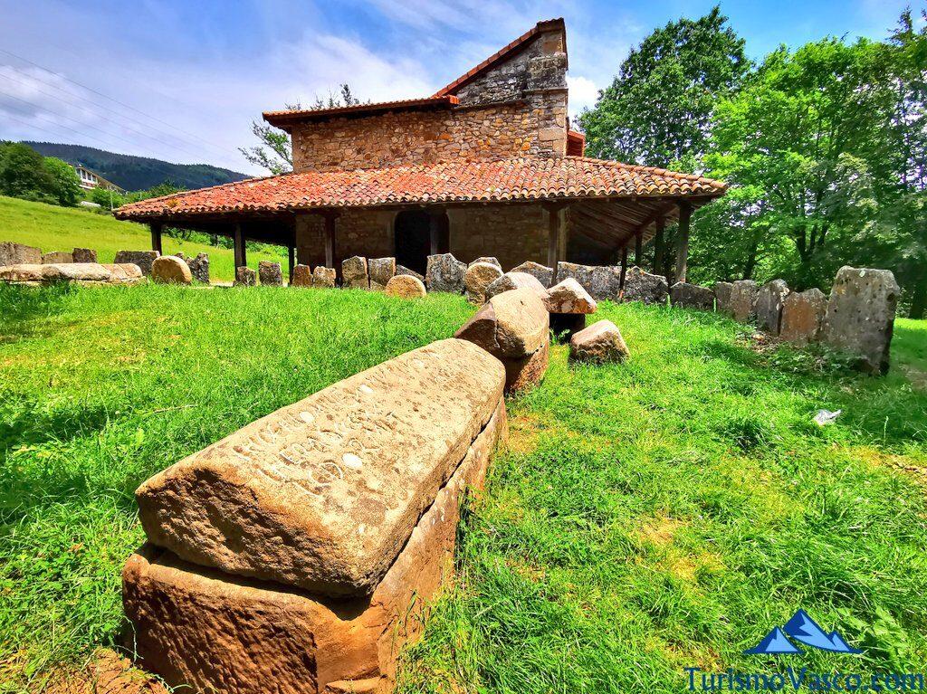 necropolis de argiñeta, que ver Elorrio