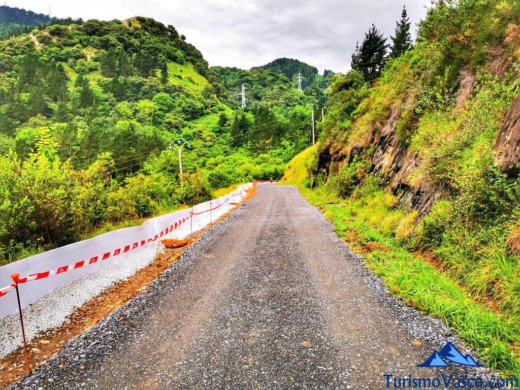 obras supersur, Bolintxu ruta cascada