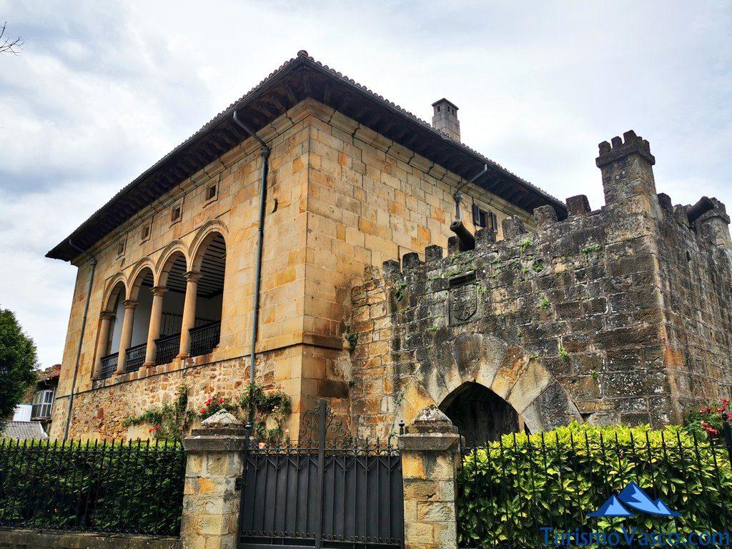 palacio arespakotxaga, portal del campo, elorrio que ver