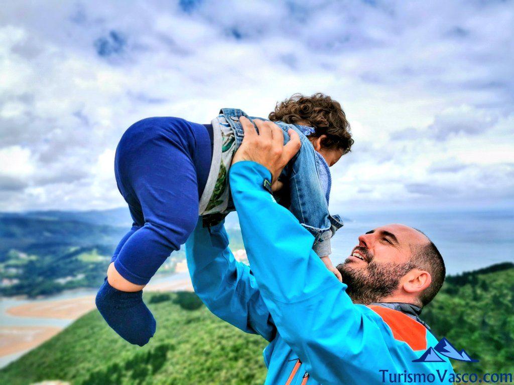 rutas con niños en euskadi, planes con niños en euskadi, familia