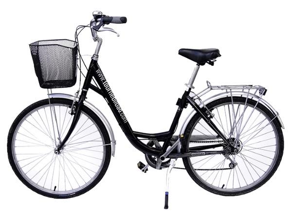 bicicleta urbana, alquiler de bicicletas en Bilbao