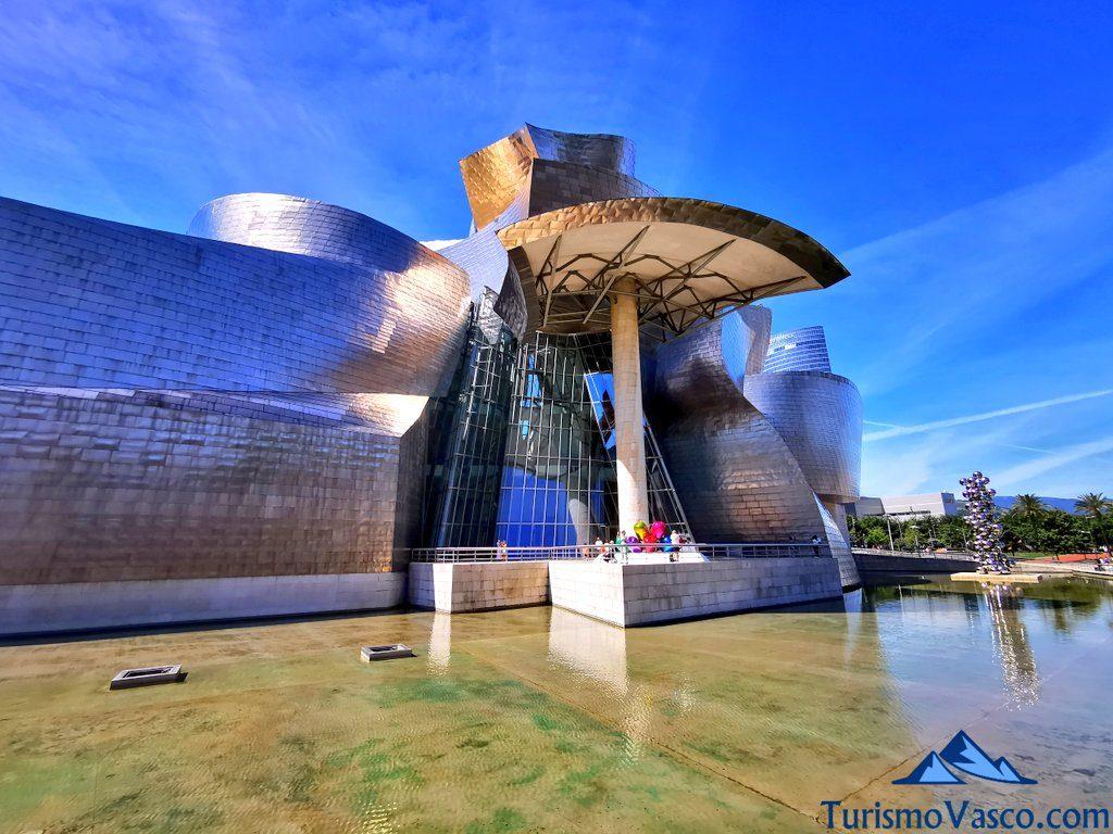 guggenheim bilbao, visitas guiadas en Bilbao