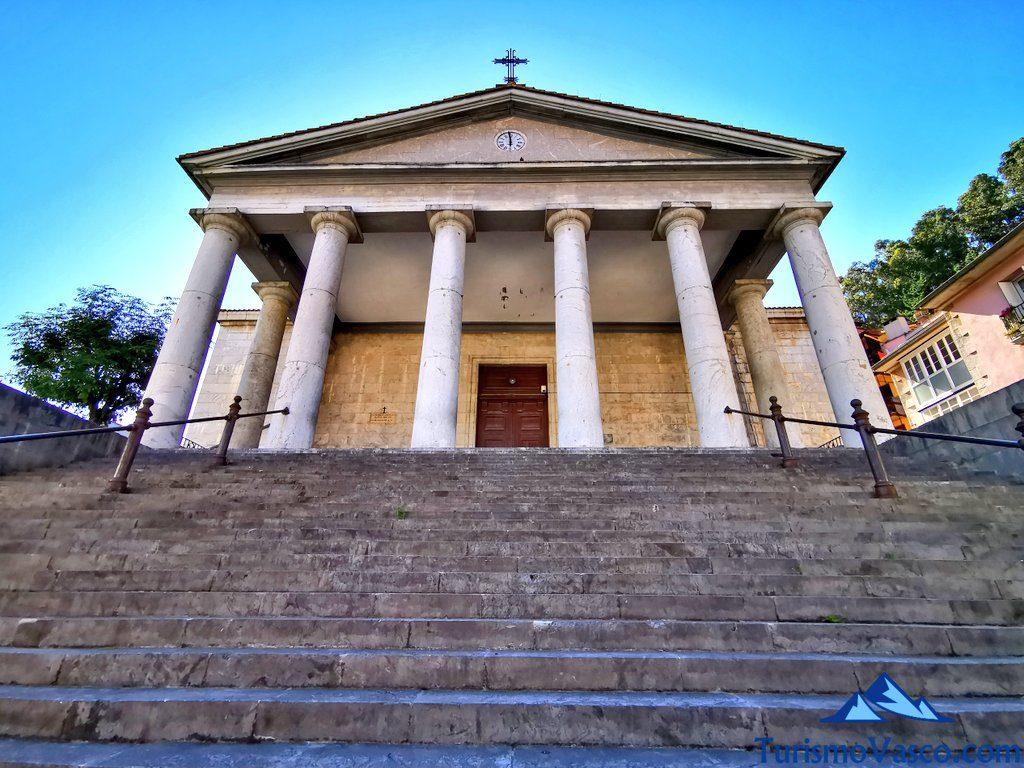 iglesia nuestra señora de la asuncion de Mutriku, Mutriku que ver