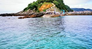 isla santa clara, que ver donostia san sebastian