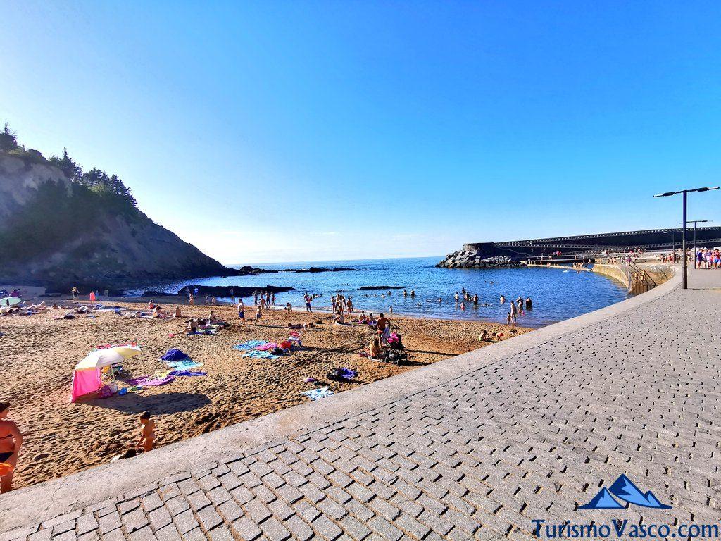 playa de mutriku, Mutriku que ver