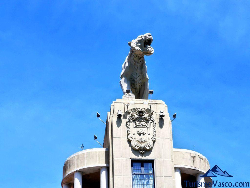 tigre deusto, visitas guiadas en Bilbao