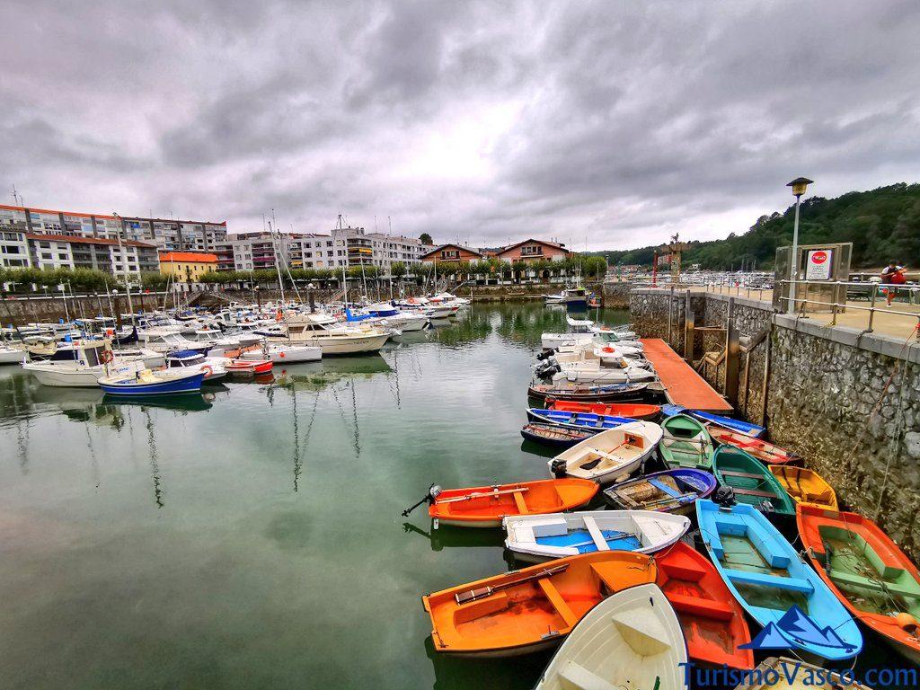 barcos puerto de plentzia, plentzia que ver y hacer