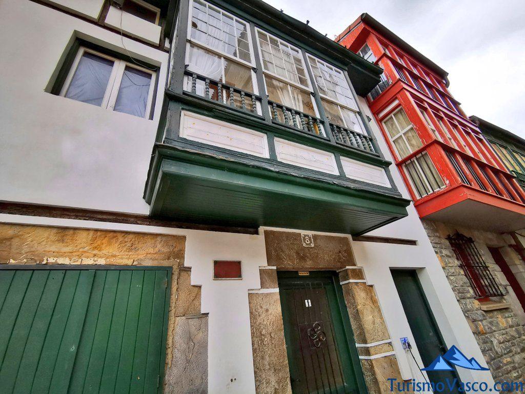 casas de Plentzia, que ver en Plentzia