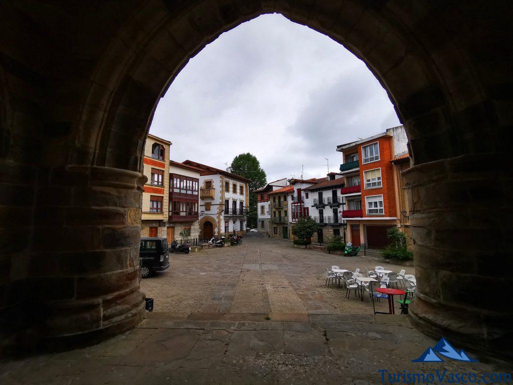 casco historico de Plentzia, que ver en Plentzia