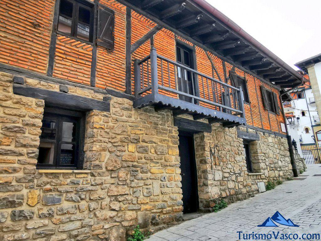 kultur etxea, casa de cultura de Plentzia, que ver en Plentzia
