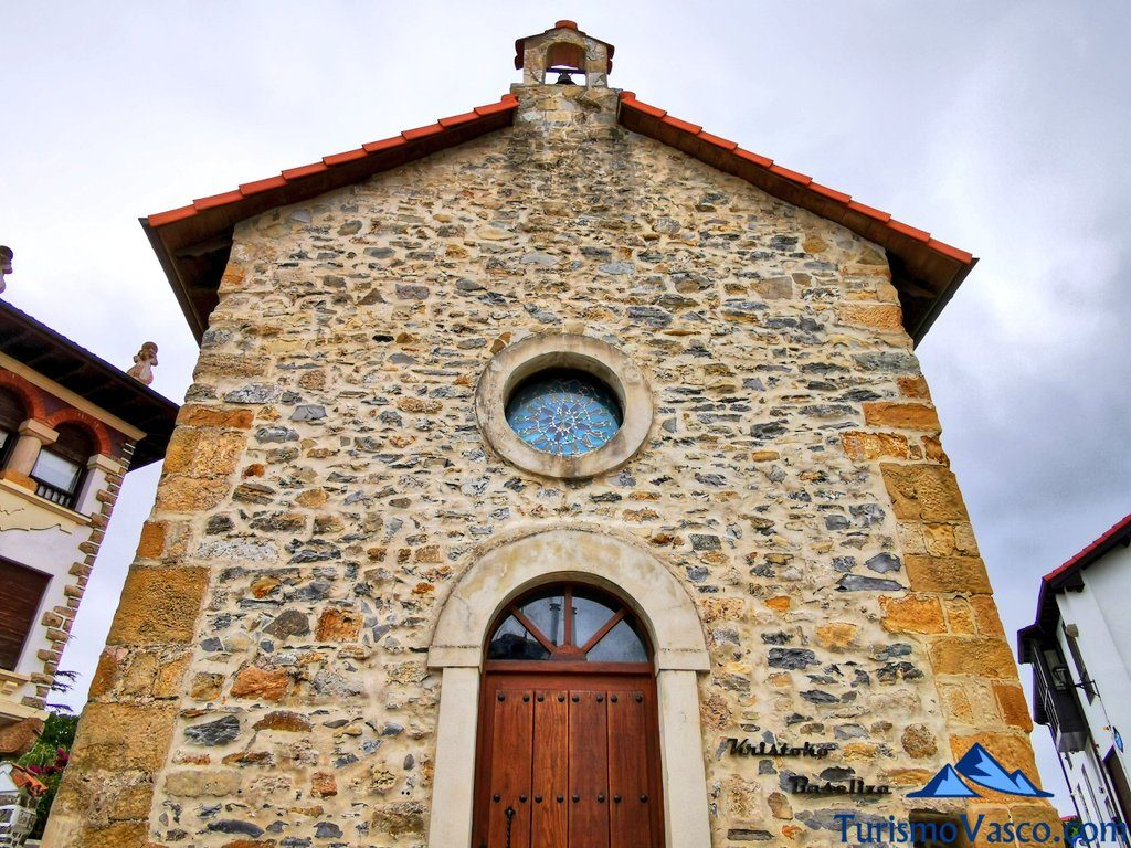 ermita del santo cristo, que ver en Plentzia