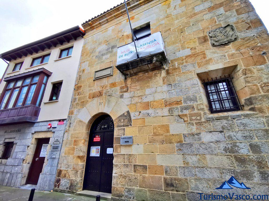 museo plasentia de butron, que ver en plentzia