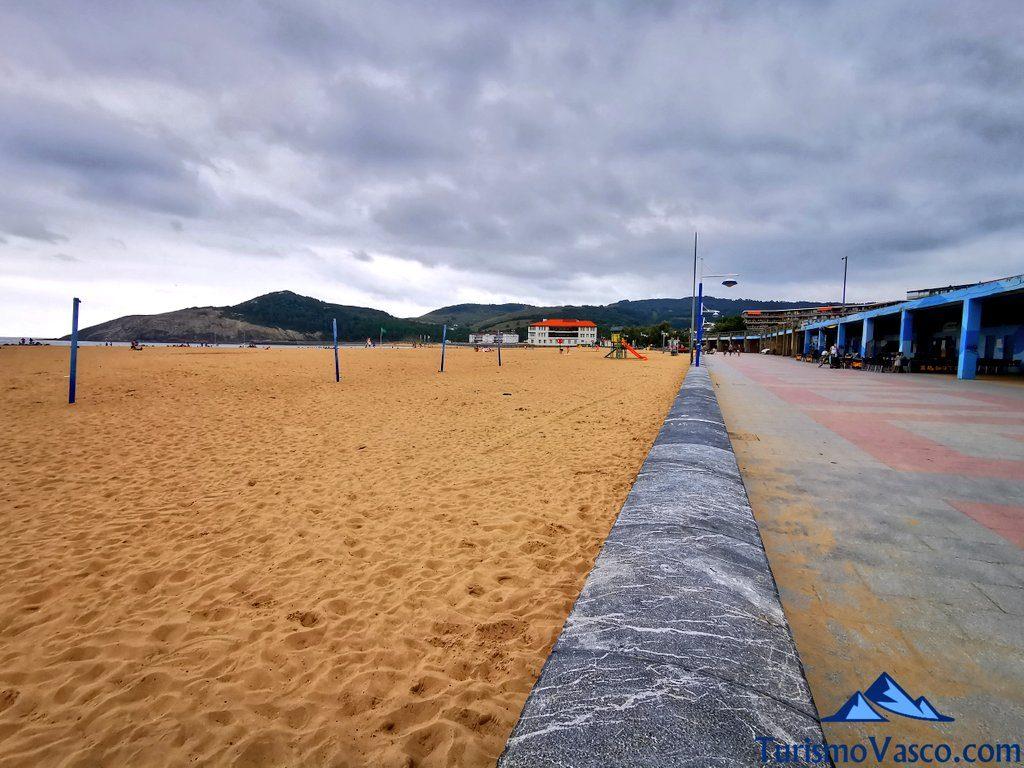 paseo maritimo y playa de plentzia, plentzia que ver y hacer