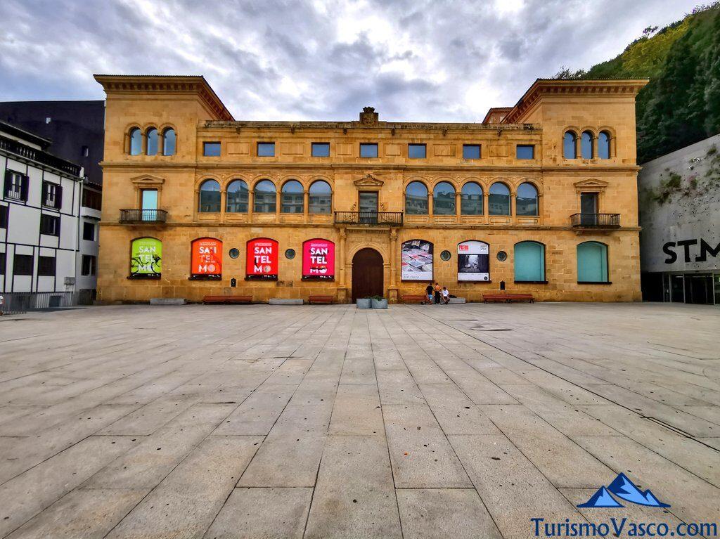 museo san telmo, que ver en donostia san sebastian