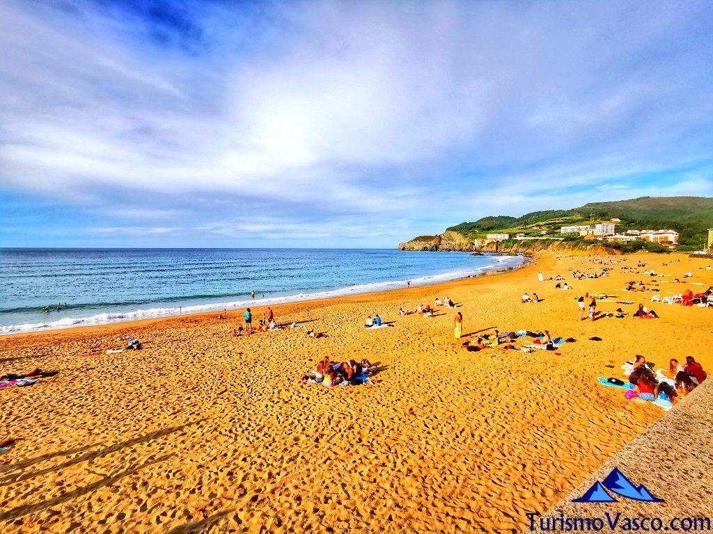 playa de Bakio, Bakio que ver y hacer