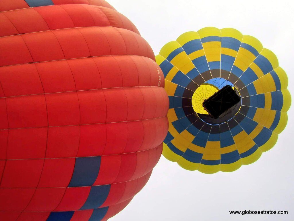 globos en euskadi, vuelo en globo en Euskadi
