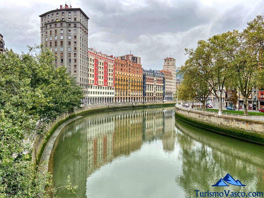 ría de Bilbao, que ver en Bilbao