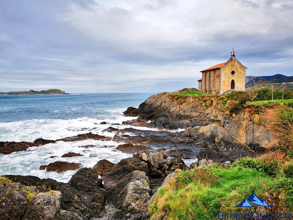 santa catalina peninsula, Mundaka qué ver y hacer