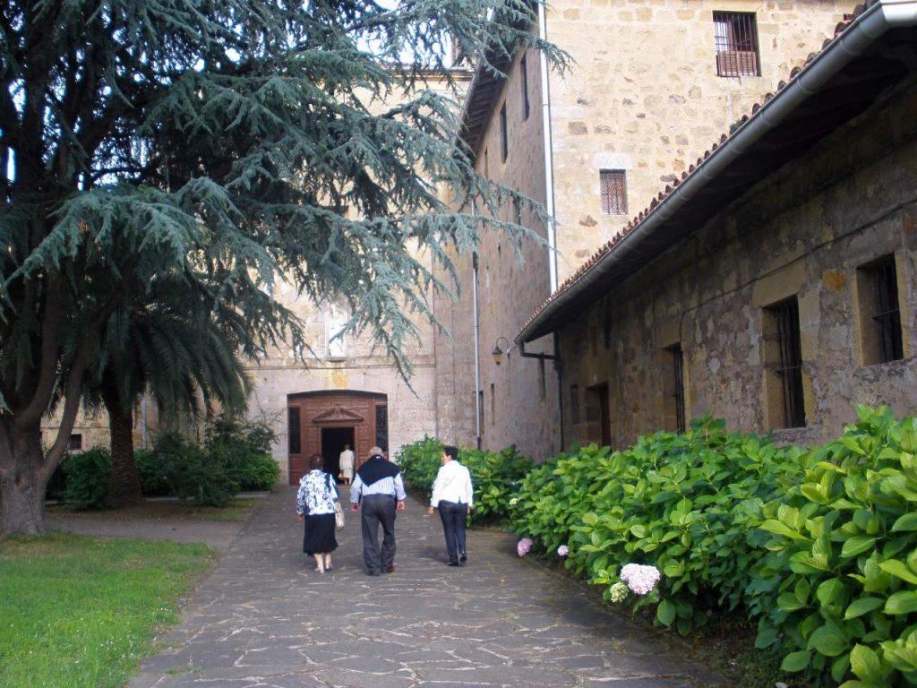 Convento Santa Clara Zarautz, qué ver en Zarautz