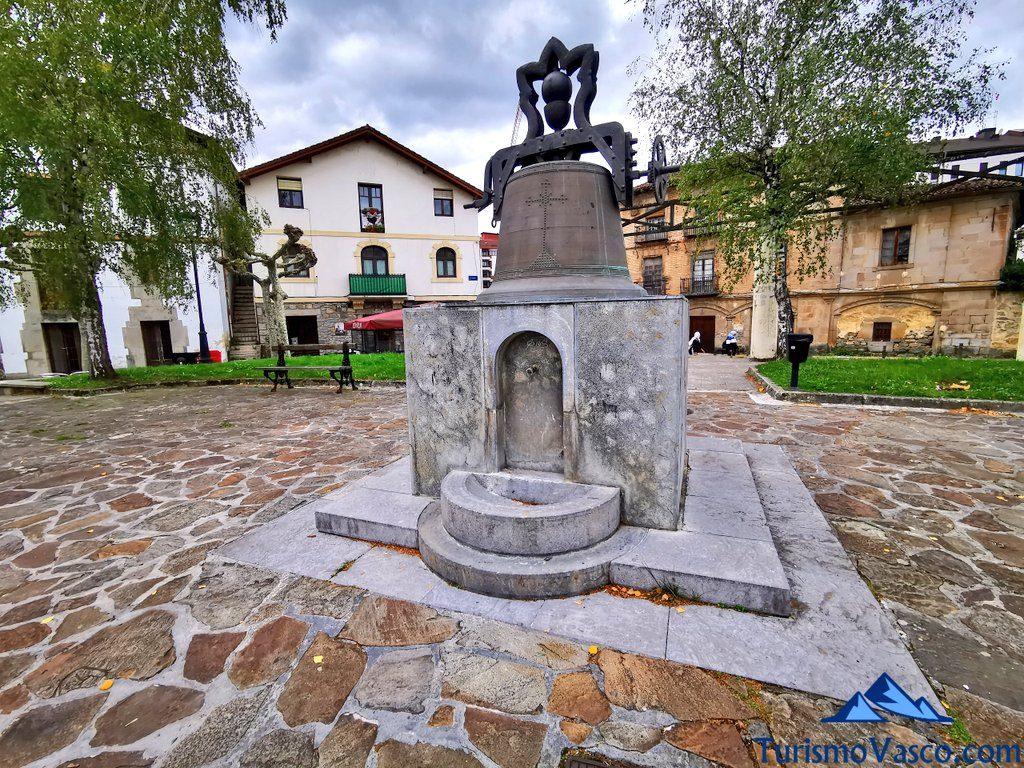 Plaza Urrutia Jauregiko Landa, que ver en Amurrio